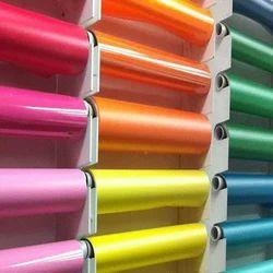 Colour Vinyl Roll