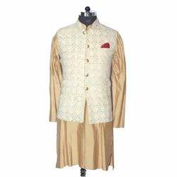 Designer Printed Waistcoat