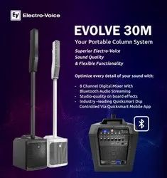 Electro Voice Evolve 30M Portable Powered Column System