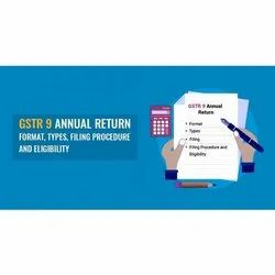 Business Professional Firm GST Annual Return