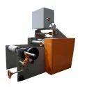 Manual Aluminum House Foil Rewinder Machine