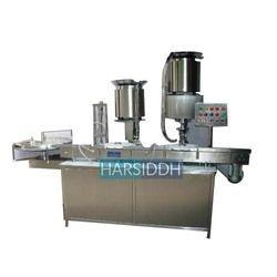Liquid Vial Filling Machine