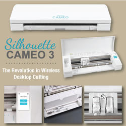 Silhouette Cameo 3 Cutting Plotter