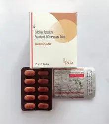 Relidic-MR Diclofenac Potassium Paracetamol Tablet