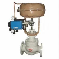Pneumatic Actuated Globe Regulating Valve
