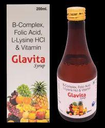 Glavita Multivitamin Syrup