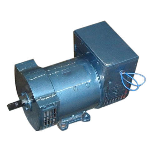 5 kva single phase ac alternator, speed: 1500 rpm, voltage: 230 v
