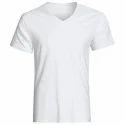 Mens Plain Cotton T-Shirt