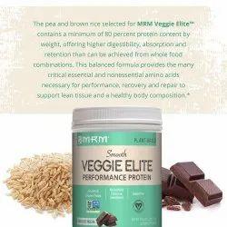 MRM Veggie Elite Pea protein powder