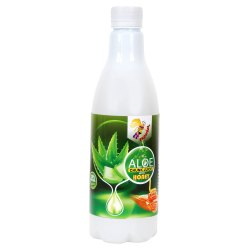 Aloe Vera Chunk Juice with Honey,500 ml