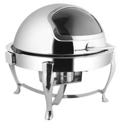 Rim Zim Round Chafing Dishes