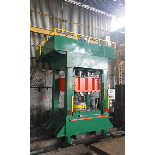 Blank Holder Hydraulic Deep Draw Press (Pillar Type)