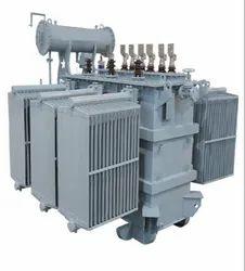Oil Cooled ONAN Rental Transformers, Capacity Range: 100 Kva To 50000 Kva, 11000 33000