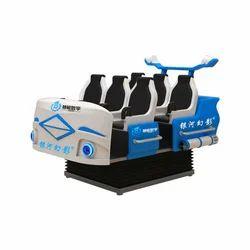 9D VR Galaxy Arcade Game