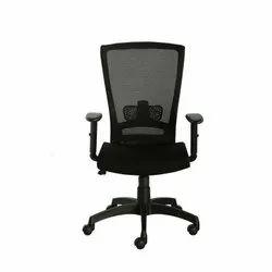 Medium Back Chair - MYSTIC
