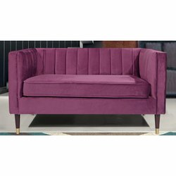 Fabric Rajtai Bedroom Sofa