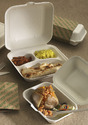 Eco Friendly Paper Biodegradable Box, Size: 7.5 Inch