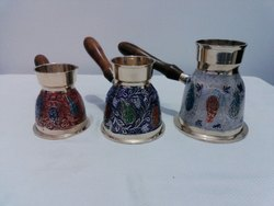 Cezve Ibrik Briki Brass Turkish Coffee Maker