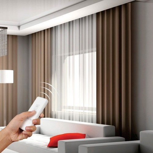 Remote Curtain Control System At Rs 30000 Piece रिमोट