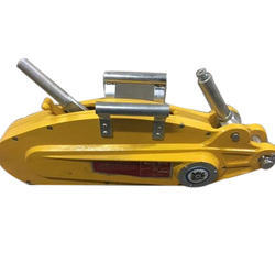 Pulling And Lifting Machine