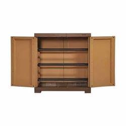 PVC Nilkamal FM Shoe Cabinet 09