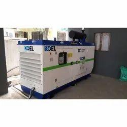 20 KVA Kirloskar Silent Generator, For Power, 415 V