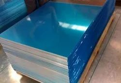 Silver Color Aluminium Sheet 1200