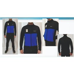 Full Sleeve Sports Wear Mens Dri Fit Jackets, Size: S-XXL