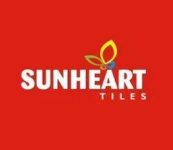 Sun Heart Tiles
