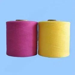 Dyed Poly Cotton Yarn