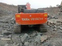 Excavator Volvo Rental Service bucket