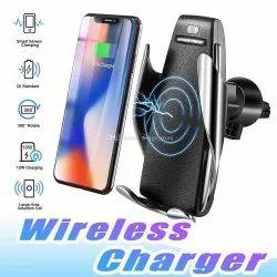 ROQ S5 Smart Sensor Car Wireless Mount with Fast Wireless Charging
