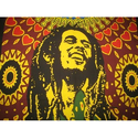 Bob Marley Wall Hanging Paintings