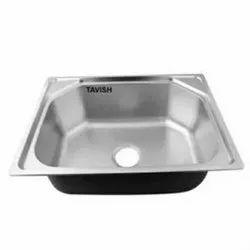 Single Undermount Stainless Steel Kitchen Sink