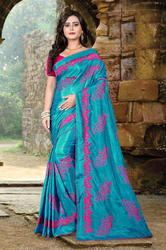 Very Heavy Sana Silk Saree