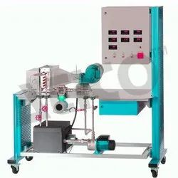 Water to Air Heat Exchanger Trainer