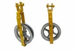 OPGW Aerial Roller
