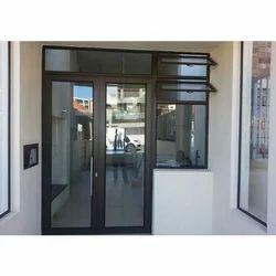 Aluminum Double Door
