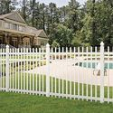 PVC Fencing and Railings