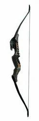 Recurve Bow 60-Camo Hawk 40LB/28 Magnesium Riser (RE-009)