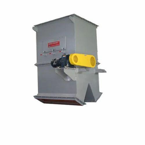 Permanent Inline Drum Type Magnetic Separator