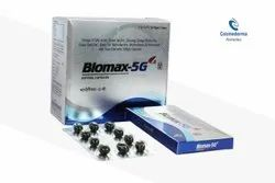 Nutritional Supplements Biomax- 5G Softgel Capsules