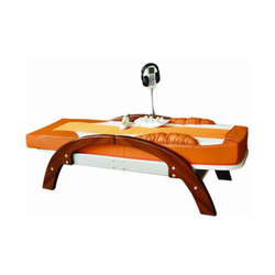 Whole Body Jade Massage Bed With Music