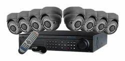 Hikvision DVR Kit 4 Camera 2 Mp, For Commercial, Model Name/Number: DS-7P04HGHI-F1