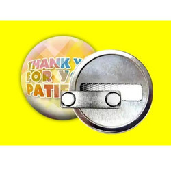 Promotional Metal Badges