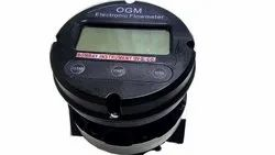 BIMCO Black Digital PD Flowmeter, Model: Ogm Series