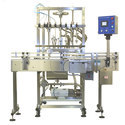 Automatic Pump Based Oil Filling Machine