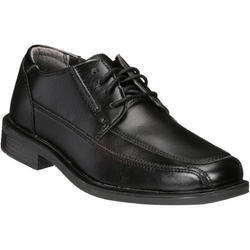 Black Mens Lace Up Formal Leather Shoes, Size: 6-10
