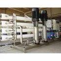Desalination Reverse Osmosis System