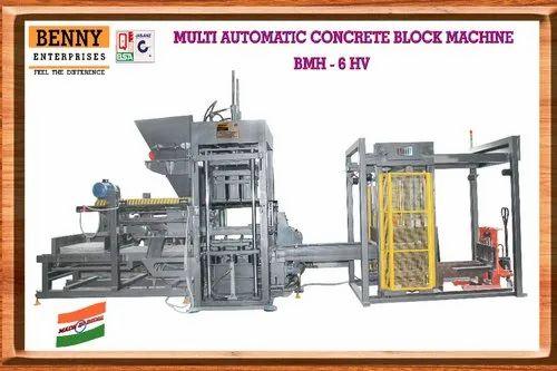 Cement Biock Making Machine